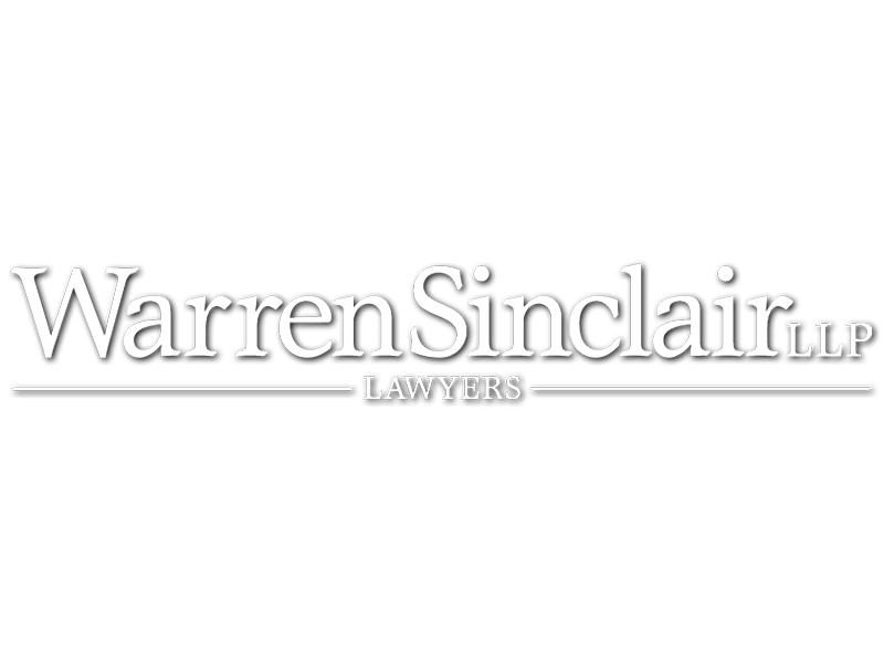 Warren Sinclsir